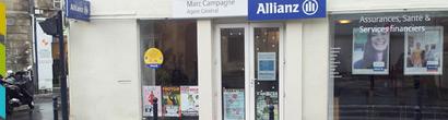 Allianz - Solution téléphonie Bordeaux